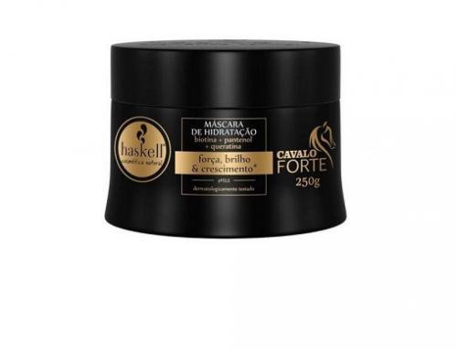 Haskell Cosmeticos LGMwNFZ, mască de păr pentru stimularea creșterii, împotriva ruperii și hidratare, cu keratină