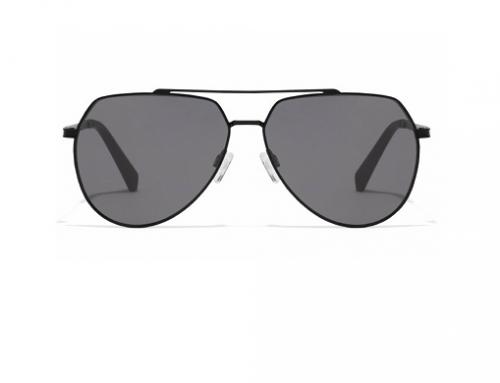 Ochelari de soare cu lentile gri Hawkers TLwF5MD bărbați Shadow polarizați, cu rama din metal