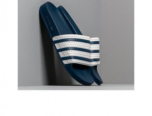 Șlapi Adidas TLFqM2B sport pentru bărbați, cu talpă plată și antiderapantă, pentru plajă și fitness