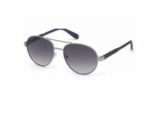 Ochelari de soare TSW2wmyT Guess pentru bărbați polarizați GU69515708B cu lentile gri