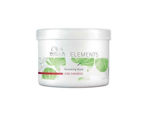 Wella Professionals YMA42BQ, mască de păr reparatoare din extracte naturale pentru păr uscat și degradat