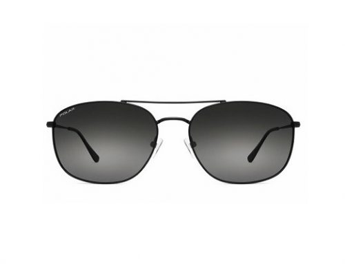 Polar WQT53MT Polar, ochelari de soare bărbați polarizați cu lentile gri și rama din metal