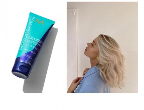 Șampon hidratant, reparator și hrănitor Moroccanoil pentru părul blond