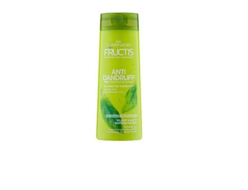 Șampon anti-mătreață Garnier Fructis Antidandruff hidratant cu extracte de fructe