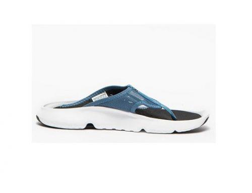 Papuci pentru bărbați Salomon Reelax Break din material textil tip plasă cu talpă plată