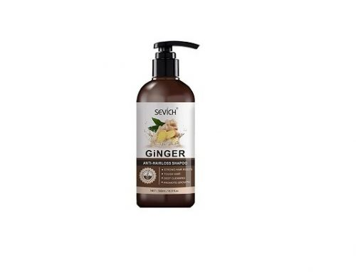 Sevich FDKHDD șampon împotriva căderii părului hidratant și reparator cu extract de ghimbir